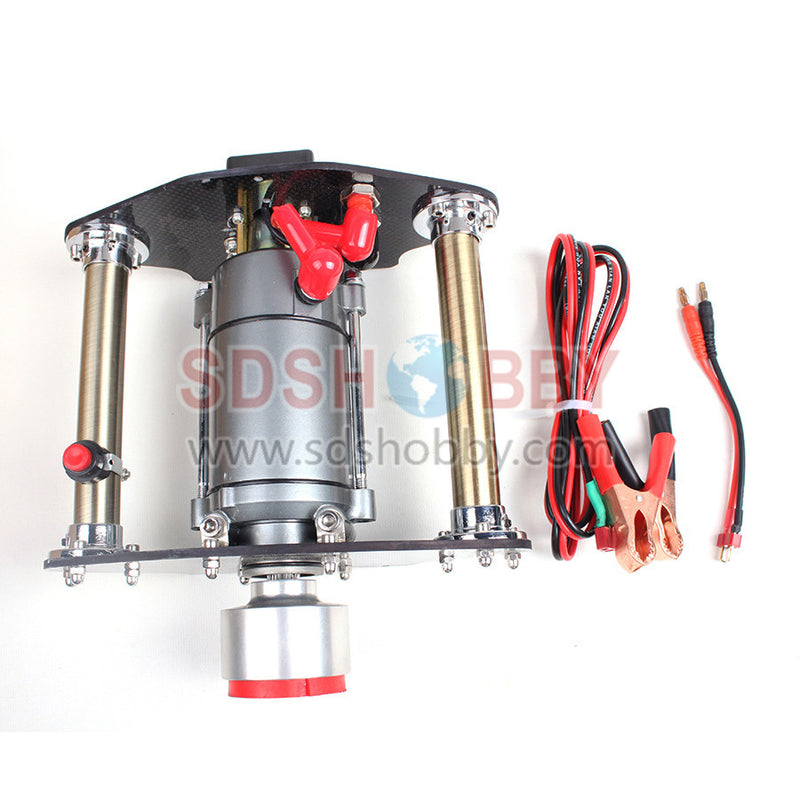 New Version Terminator Starter For 80CC-250CC Gas Airplane