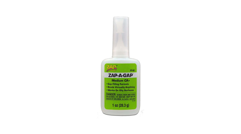 Zap A Gap CA + Glue, 1oz