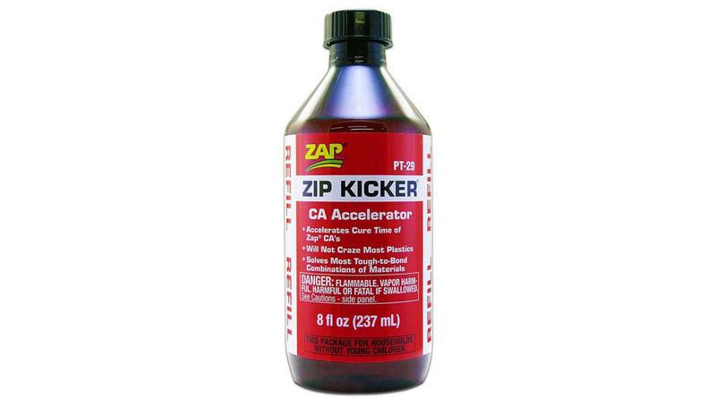 Zip Kicker Refill, 8oz