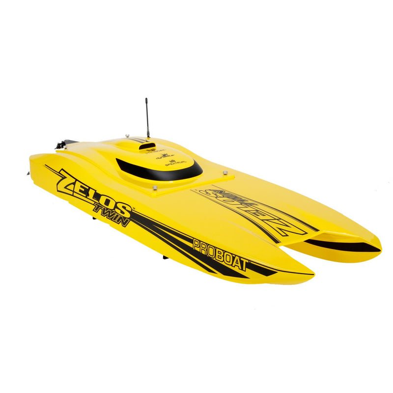 Zelos™ 36 Twin Catamaran BL RTR
