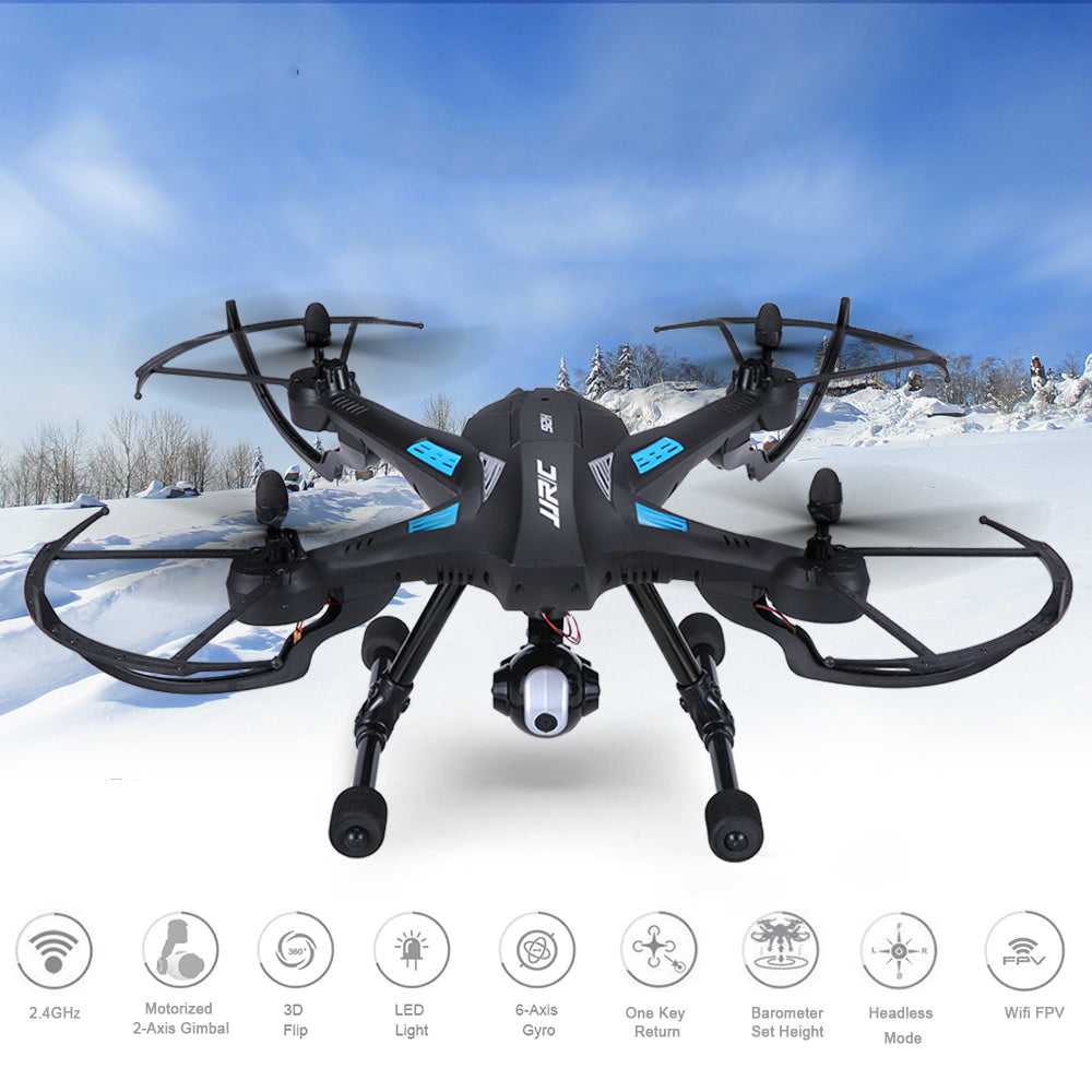 H26WH WIFI FPV RC Quadcopter Drone