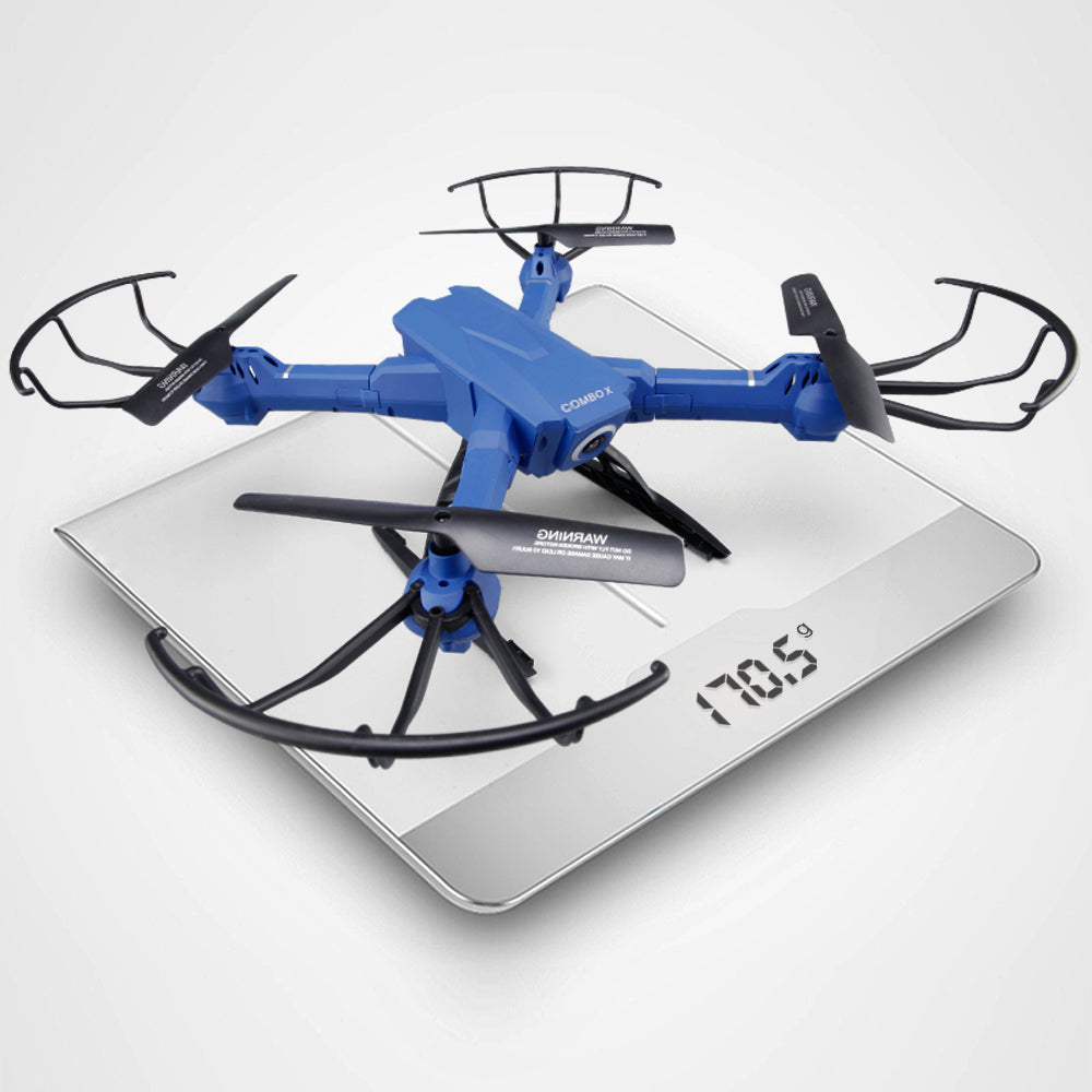 H38WH quadcopter with removable arms