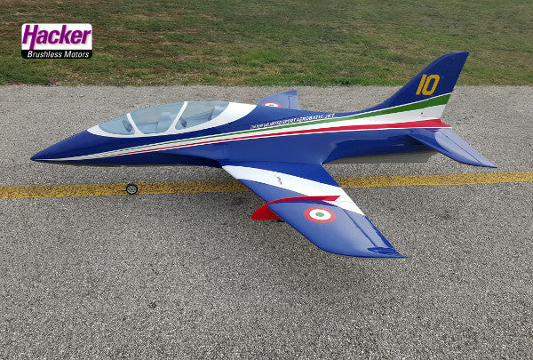 Avanti XS Freelance Tricolor With Elec. Landing Gear
