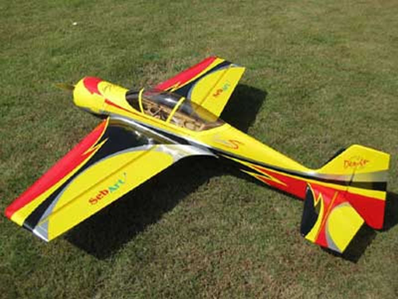 S50-YB SU-29 50E V2-(OR)(A112V2)Yellow HK778