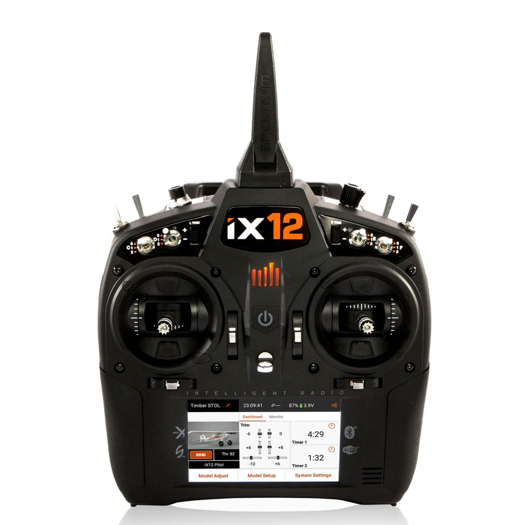 iX12 12-Channel DSMX Transmitter with AR9030T