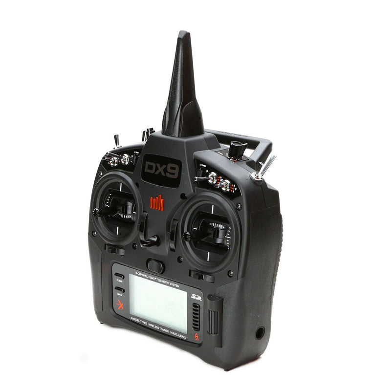 DX9 Black Transmitter Only MD2