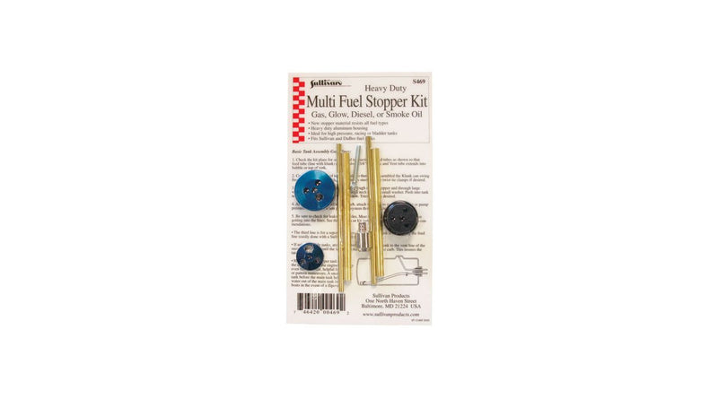 HD Multi Fuel Stopper Kit