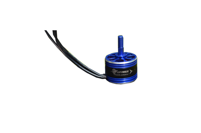 Brushless Motors, 2205-2450KV,  4pcs