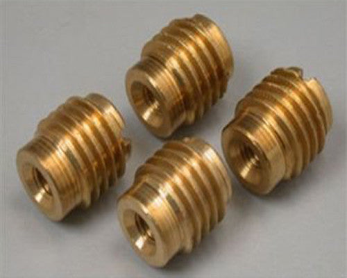 Brass Threaded Insert 10-32