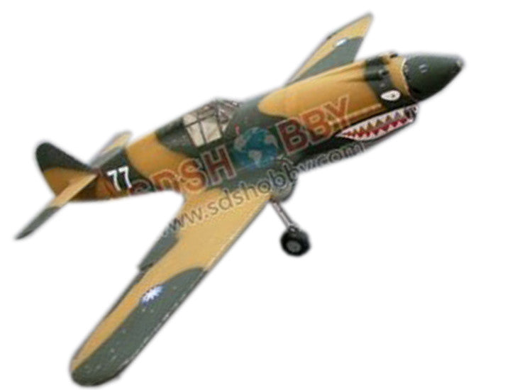 P40 50CC Scale - 93in