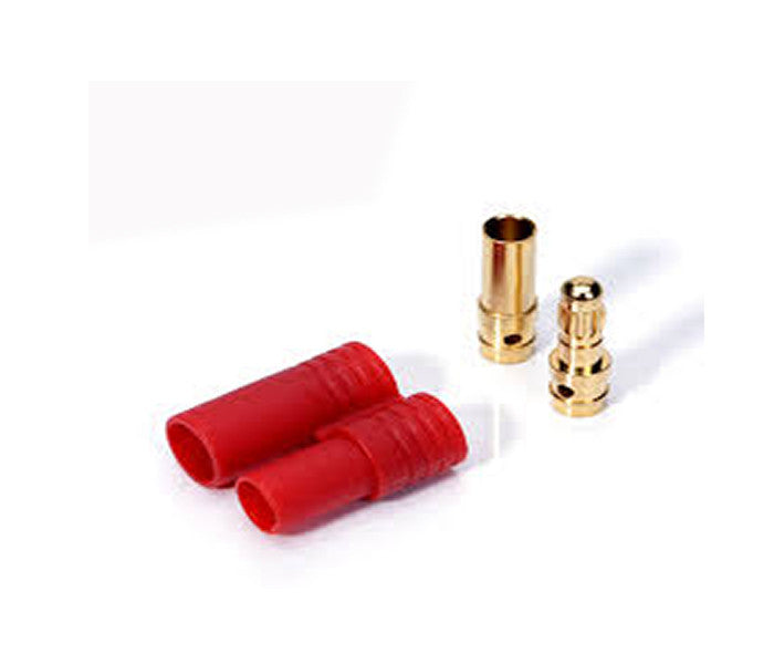 3.5mm Gold Connector W/housing