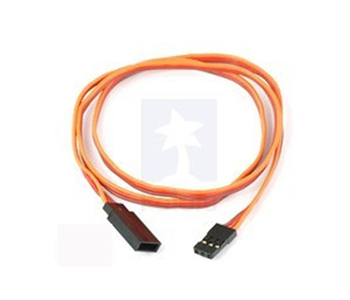 45cm JR 22AWG Straight Extension Wire