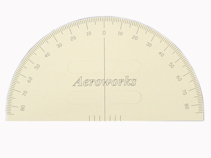 Rudder Deflection Gauge