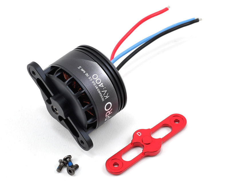 Part22 S900 4114 Motor With Red Prop Cover