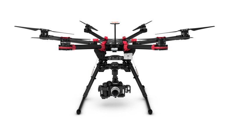 DJI S900 Spreading Wings