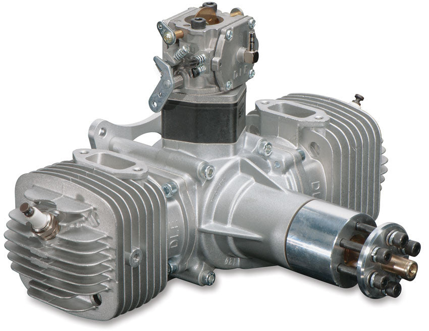 DLE120 TWIN GAS ENGINE