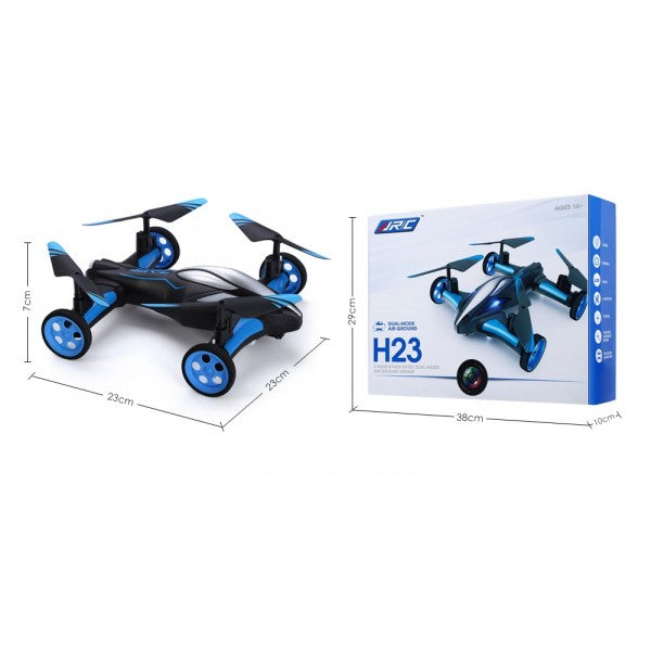 H23W Air Ground Flying Car 0.3MP Wifi FPV Camera 3D RC Drone Quadcopter