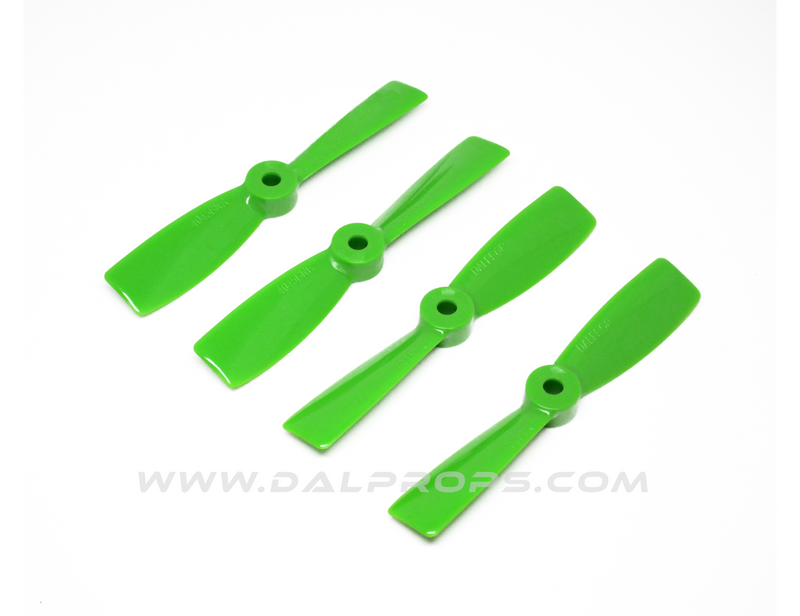 "4045 BN 4"" Two Blade Bull Nose (GREEN)"