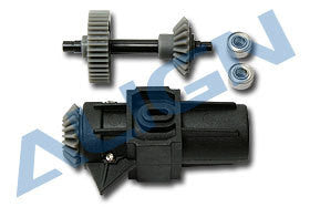 Torque Tube Front Drive Gear Assembly