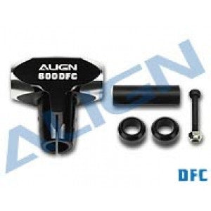 600DFC Main Rotor Housing/Black
