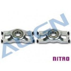 Metal Main Shaft Bearing Block/Silver