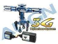 450 3G Programmable Flybarless System