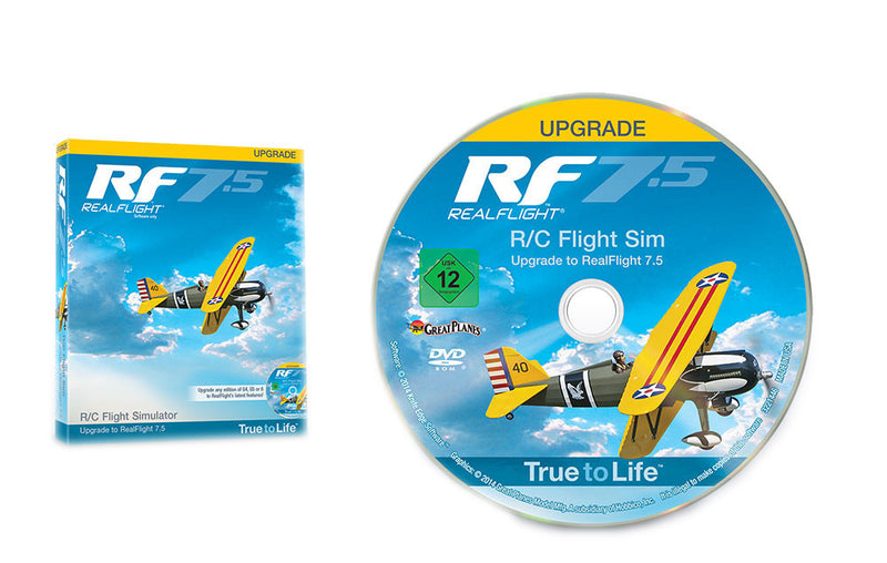 RF7.5 Upgrade For G4 & Above