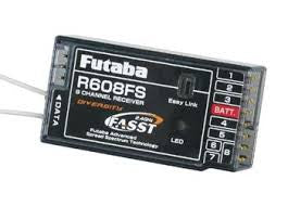 R608FS 8-Channel 2.4 GHZ FASST Receiver