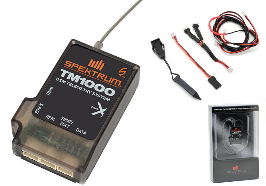 TM1000 DSMX Full Range Aircraft Telemetry Module