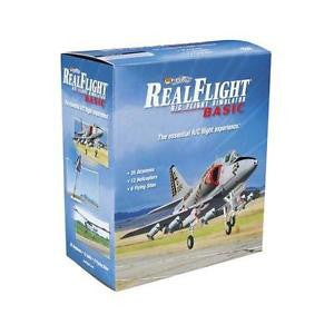Realflight Basic Mode 2