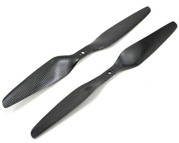 Propeller Set (1cw + 1ccw 13X6.5 2K Carbon)