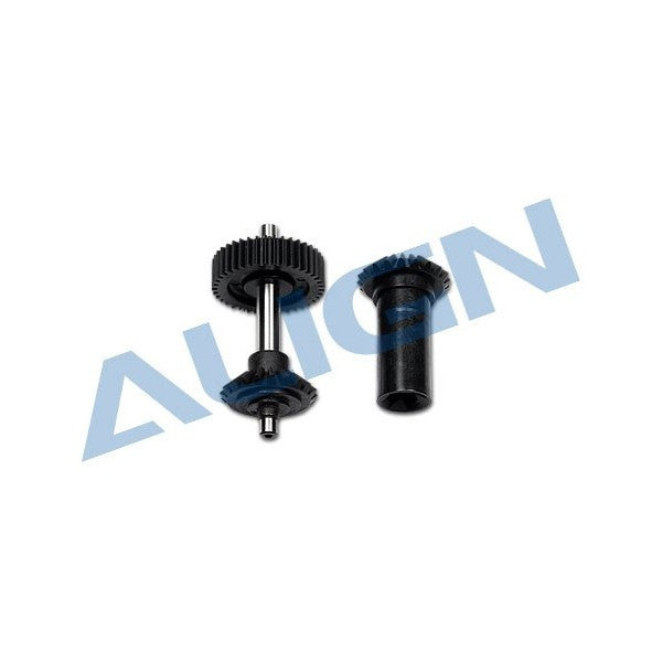600 Torque Tube Front Drive Gear Set