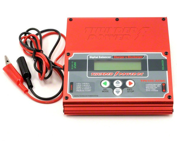 TP610C-ACDC1-6CI LiPo ACDC ChargerBal