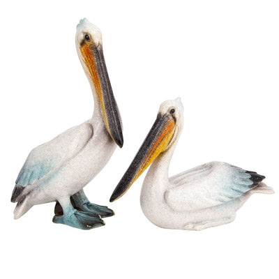 White Pelican Figurines