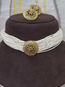 Traditional Choker(black)
