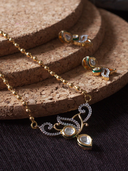A.D Necklet Set
