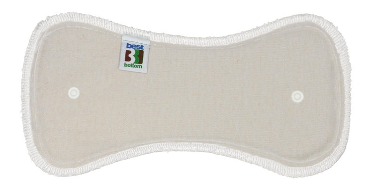 Best Bottom Hemp-Organic Cotton Overnight Insert