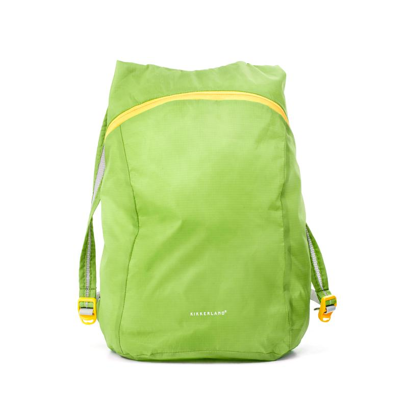Compact Backpack - Green