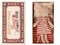 Maileg Big Sister Mouse in Matchbox in Red Striped Dress
