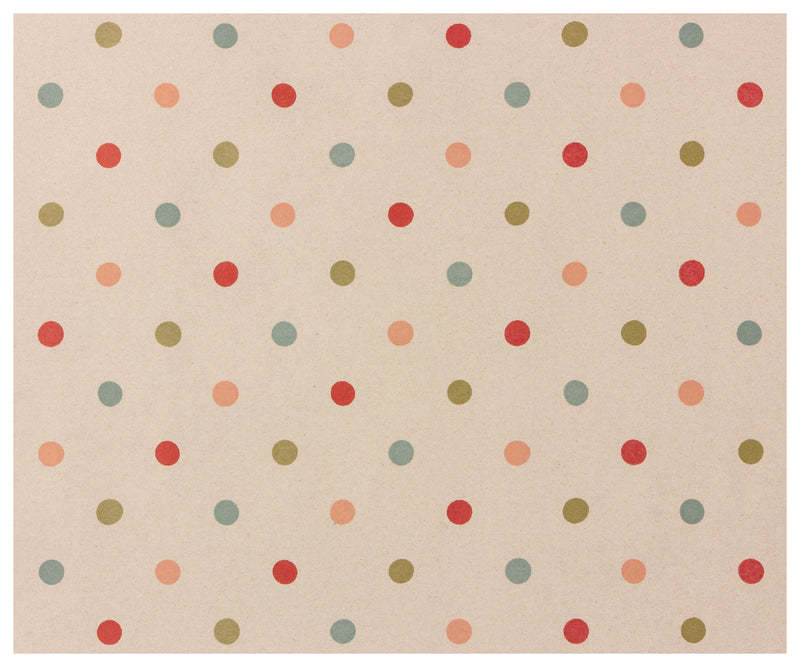 Maileg Polka Dot Wrapping Paper