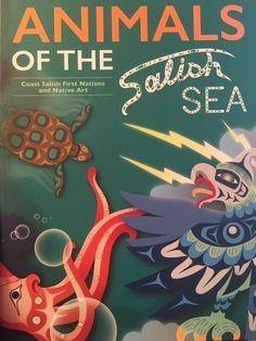 Animals Of The Salish Sea - Simply Green Baby