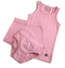 Bloom Organic Tank Set - Solid Pink - Simply Green Baby