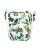 Bummis Potty Pant - Cactus - Simply Green Baby