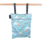 Colibri Double Duty Wet Bag - Narwhal - Simply Green Baby