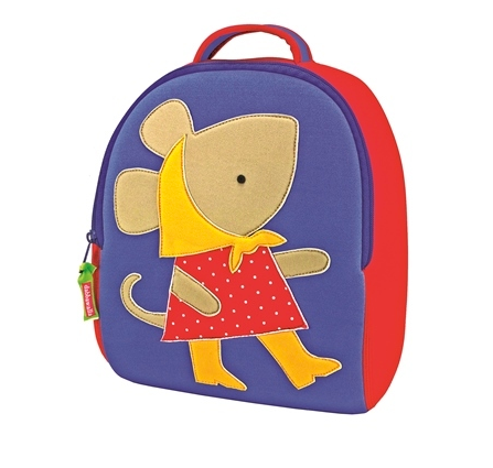 Dabbawalla Backpack - Miss Mouse
