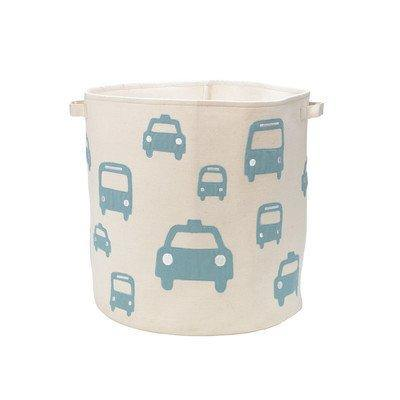 DwellStudio Cotton Storage Bin Small -  Transportation - Simply Green Baby