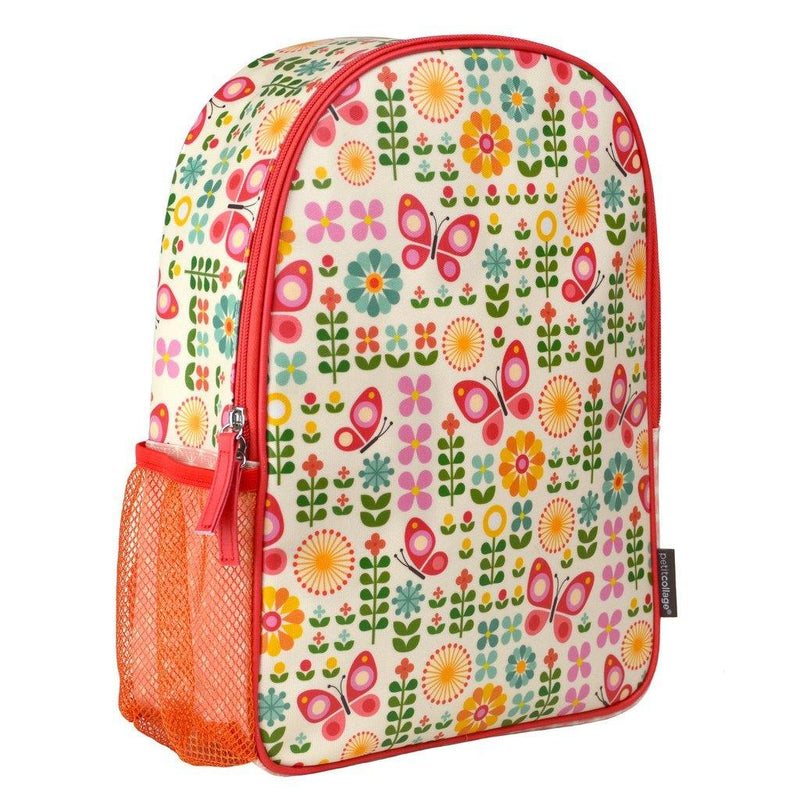 Eco Friendly Backpack - Butterflies - Simply Green Baby