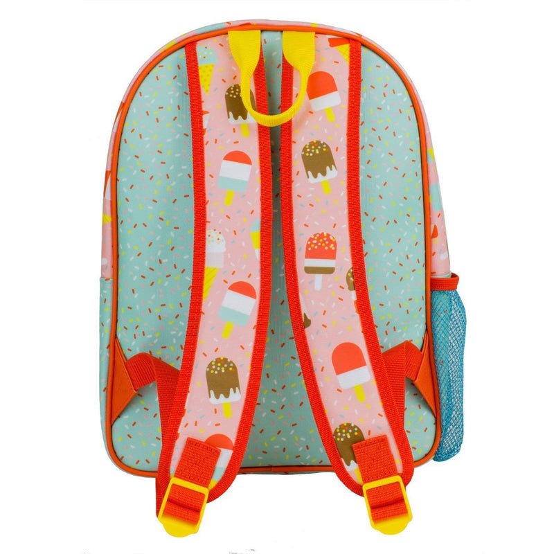 Eco Friendly Backpack - Ice Pops - Simply Green Baby