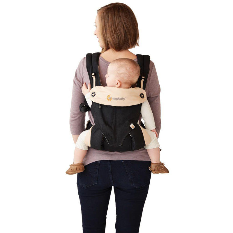Ergobaby 360 Carrier - Grey - Simply Green Baby
