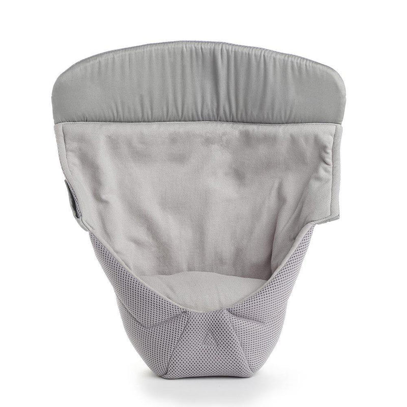 Ergobaby Easy Snug Infant Insert Cool Air Mesh - Grey - Simply Green Baby